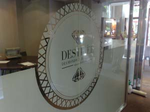 DESTINEE - Sandblast Vinyl