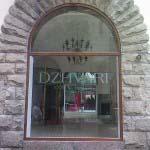 DZVARI - Vinyl applied to glass