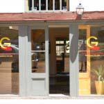 GGSA - Vinyl applied to glass