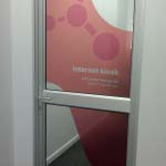Capitec - Digitally printed Vinyl