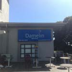 Damelin - Aluminium lightbox with digital PVC face