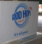 Good Hope FM - Digital Graphics