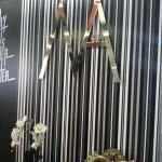 Matt Ad - Brass Lacquered Steel