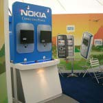 Nokia - Digitally Printed Vinyl