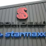 SOLIDEAL - Painted 100mm thick polystyrene letters