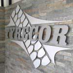 Tyrecor - 3mm Brushed Anodised Aluminium