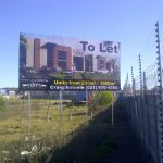 VDVM - 6m x 3m Billboard with digital graphics
