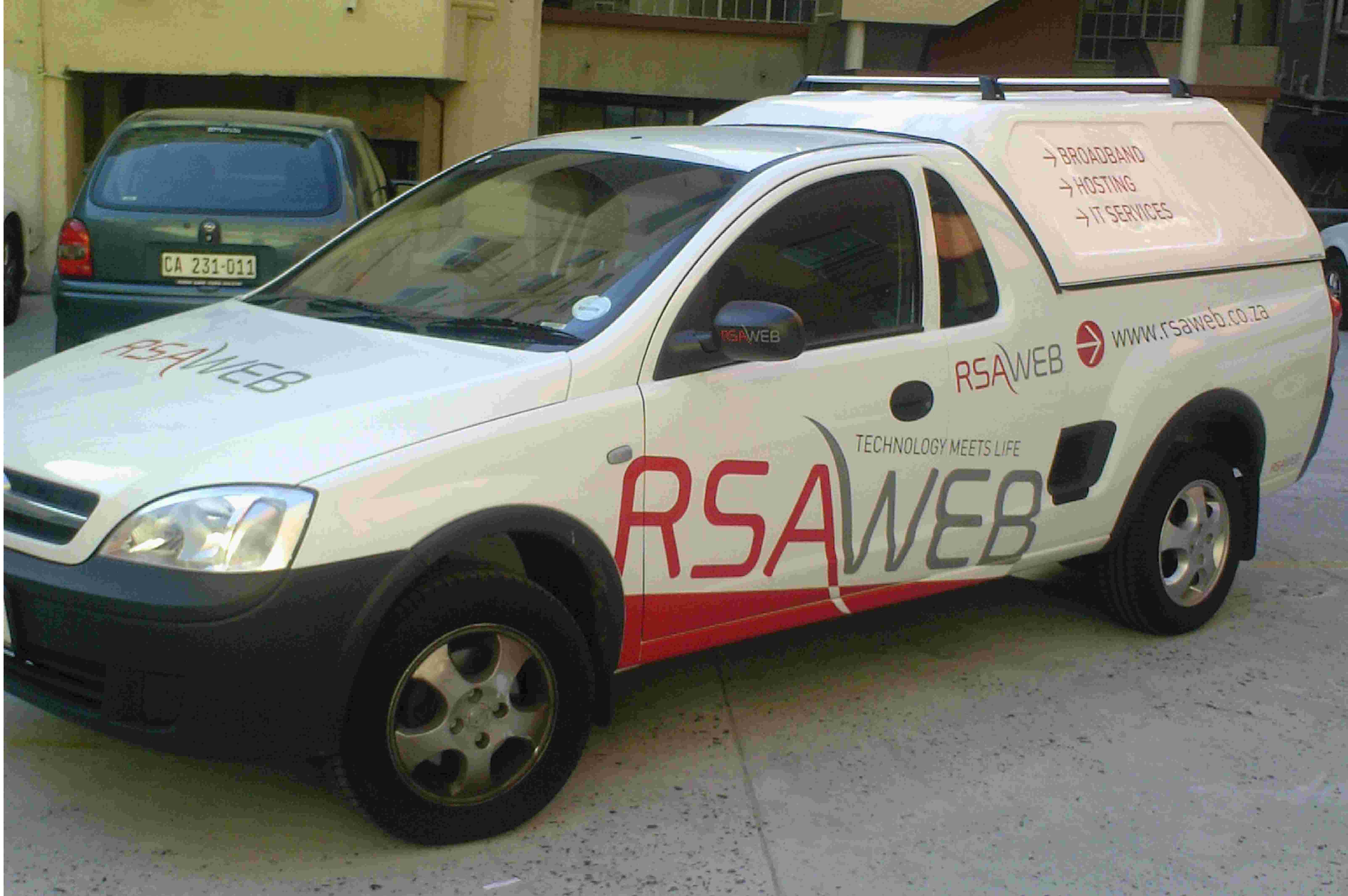 Vehicle Branding And Graphics Design In Cape Town Afrisign