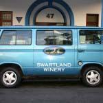 SWARTLAND - Vinyl Lettering