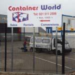 Container World - Steel Billboard
