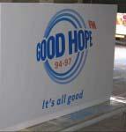 Good Hope FM - Digital Graphics