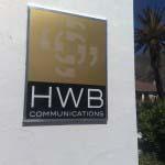 HWB - Chromadek mounted to frame with aluminiuim trim