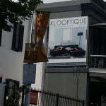 Klooftique - Digitally printed Flexface