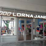 Lorna Jane - 3D Acrylic manufactured Letters