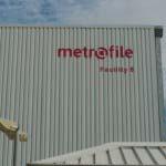 Metrofile - Cut out aluminium