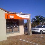 West Properties - Chromadek with vinyl graphics
