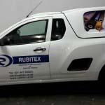 Rubitex - Vehicle Graphics2